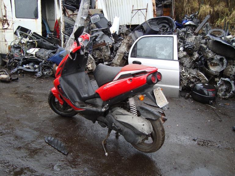 Scooter Aprilia SR 150cc