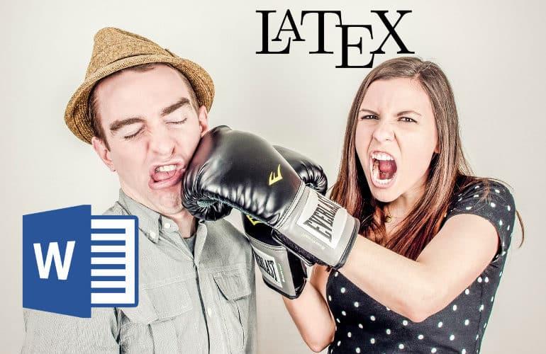 latex v _word