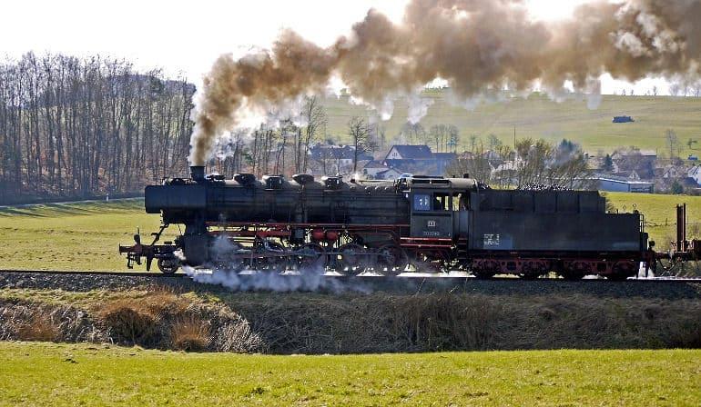locomotiva vapore