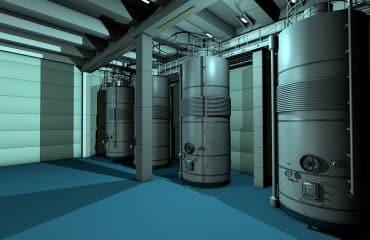 cilindro generatore calore