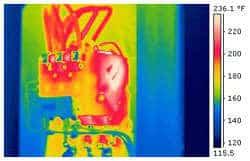radiazione infrarossa