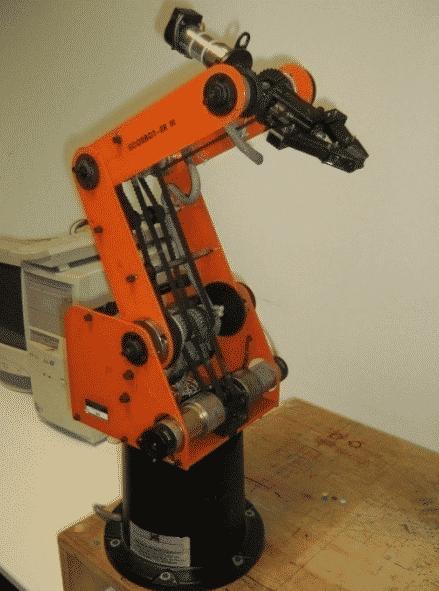 robot SCORBOT