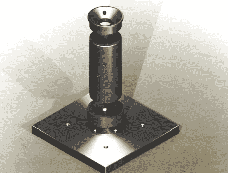 stampo schiuma alluminio