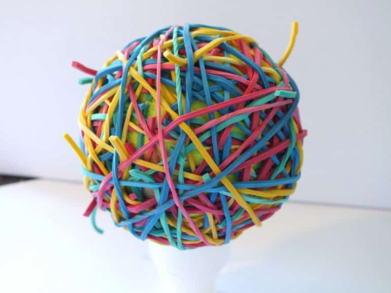 palla elastica