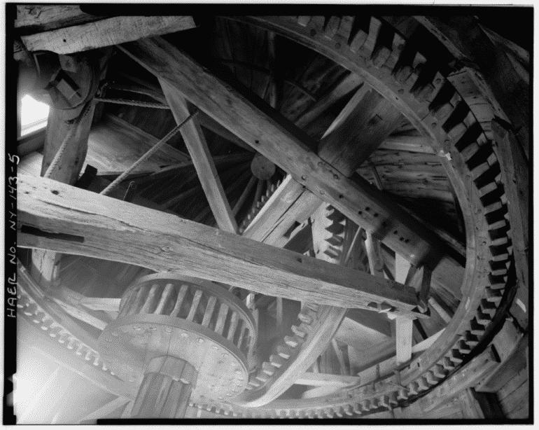 gearbox windmill