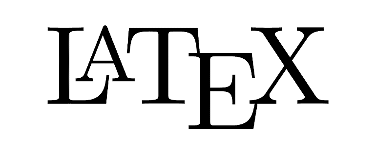 LaTeX logo